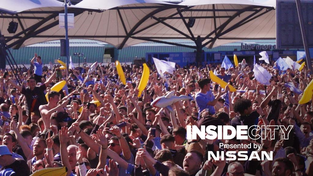 Inside City: Title-winning special