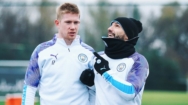 SPECIAL K : It was great to see both Kun and KDB back in tandem