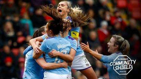 City at Wembley: We're back!