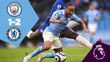 City 1-2 Chelsea: Full-match replay