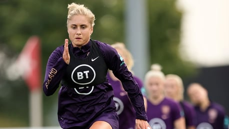 Gallery: City's Lionesses put through their paces