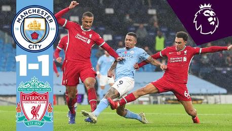 City 1-1 Liverpool: le résumé