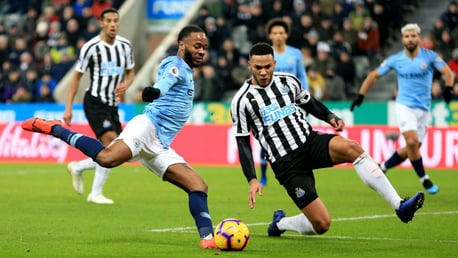 Newcastle v City: Sold out