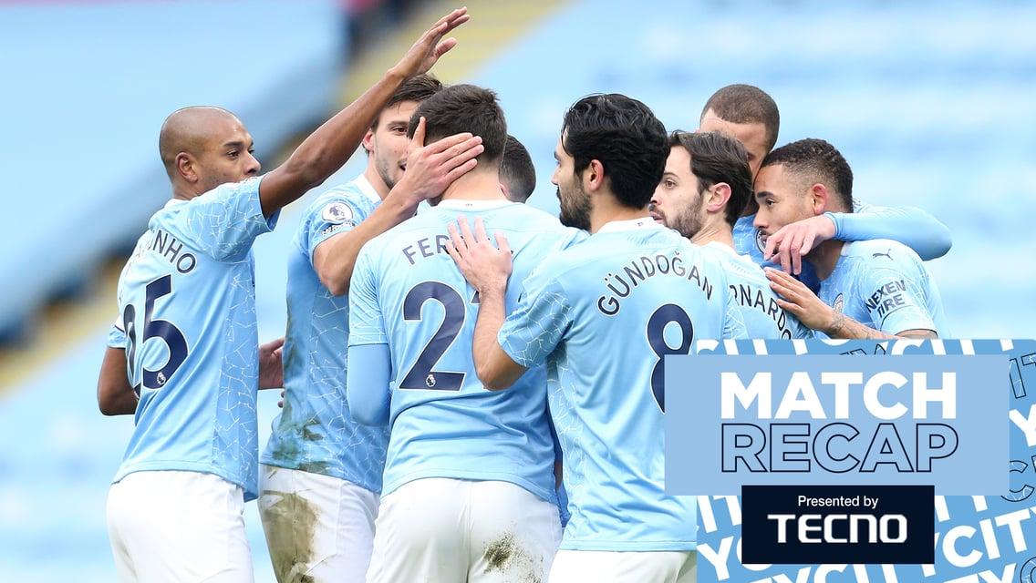Match Recap | CITY 1-0 셰필드 Utd