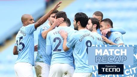City 1-0 Sheffield United: Match recap