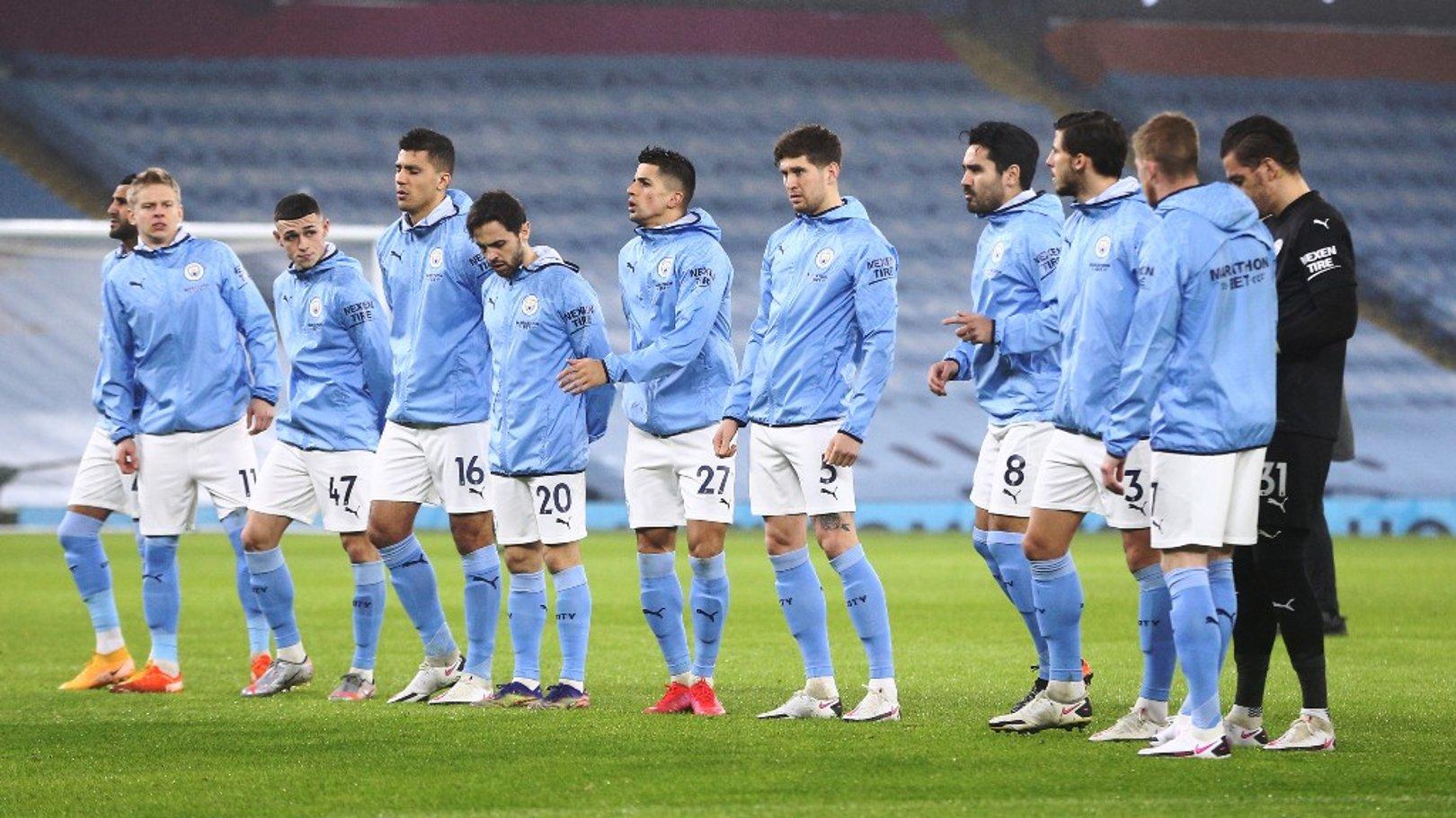 Kick-off rearranged for City v Aston Villa