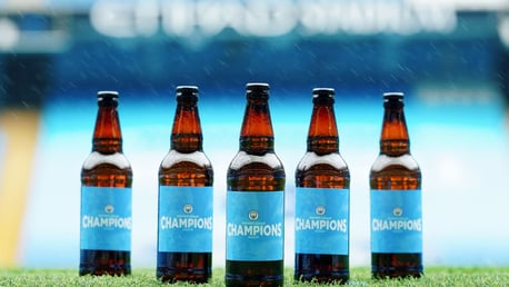 Win two limited-edition Champions Beers