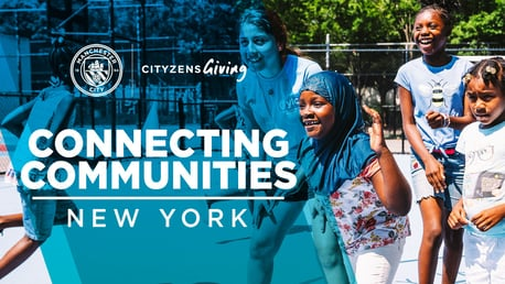 Cityzens Giving spotlight: New York