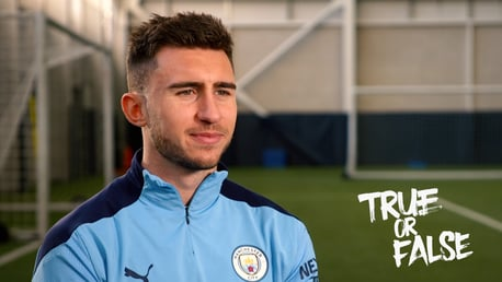 Aymeric Laporte: True or false?