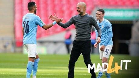 Guardiola se réjouit d'une préparation parfaite pour la Ligue des champions