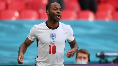 Sterling on scoring at Wembley and facing Germany