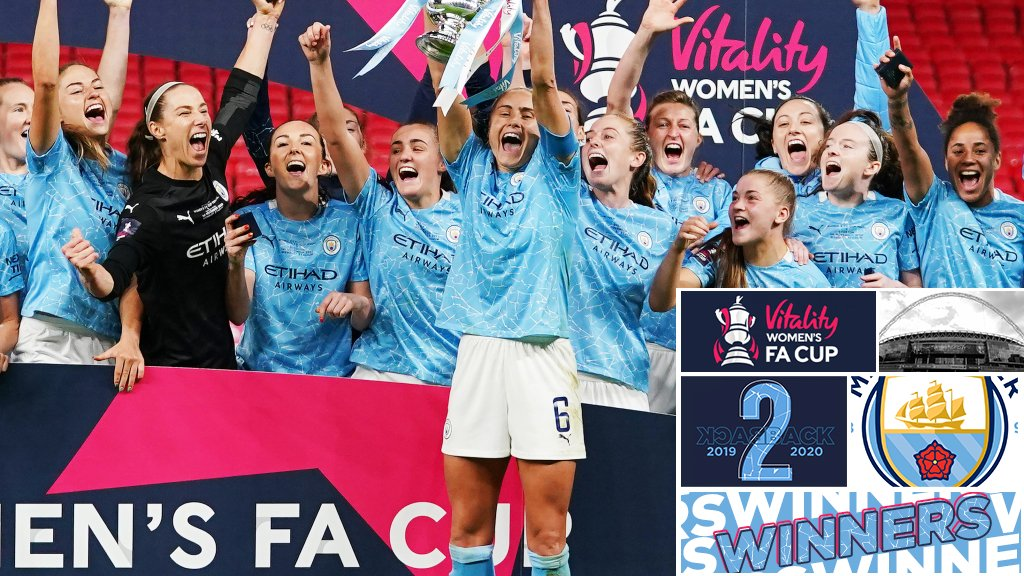 Women's FA Cup: 'Bring it home!'