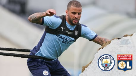Kyle Walker: City need Champions League success