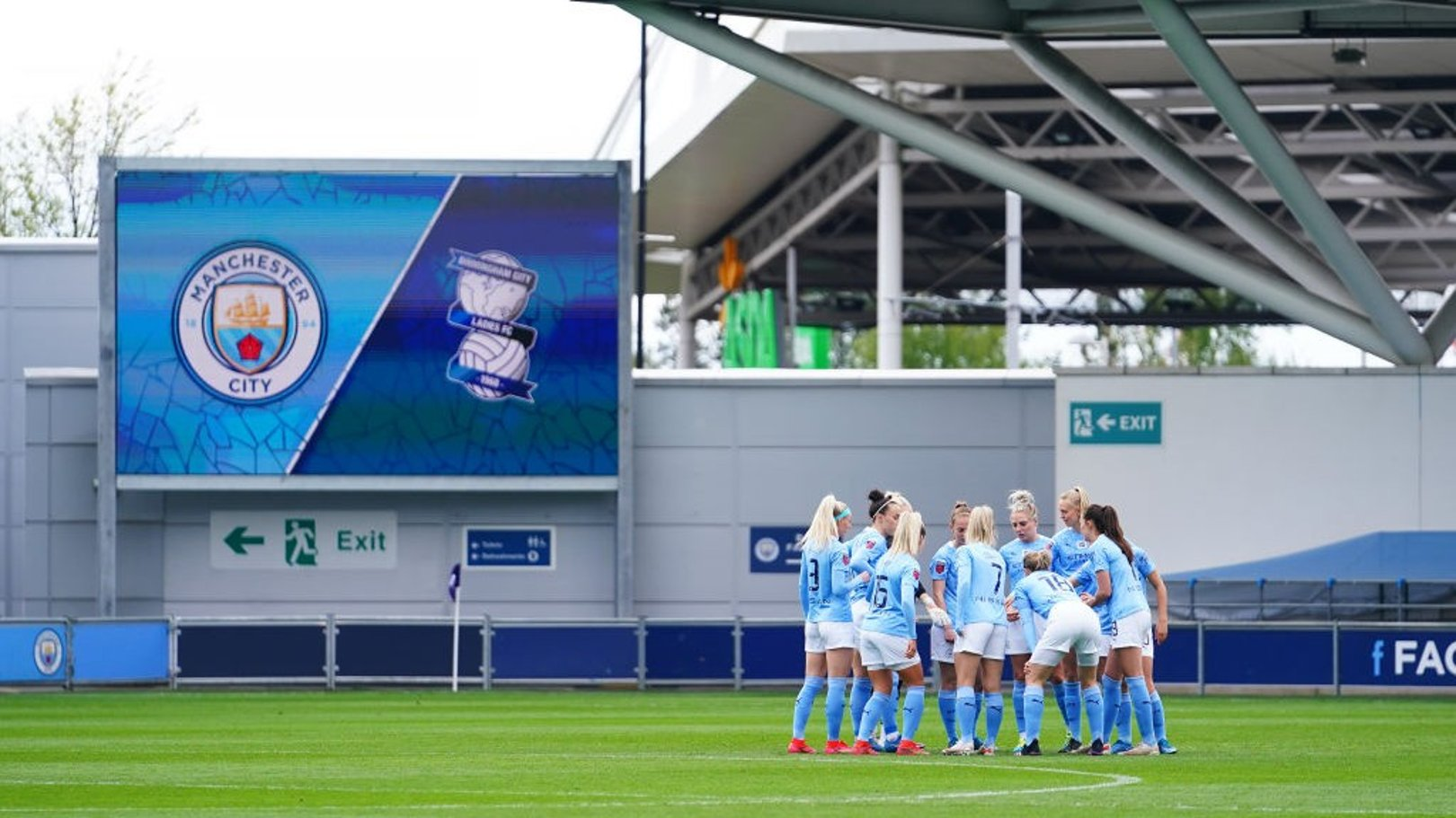 City's 2021-22 FA WSL fixtures revealed