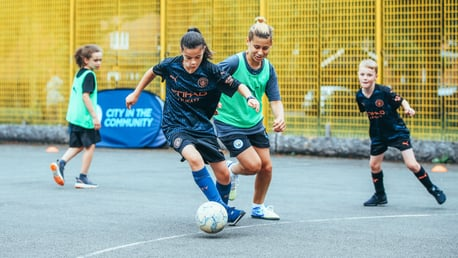 In focus: CITC's free summer football sessions
