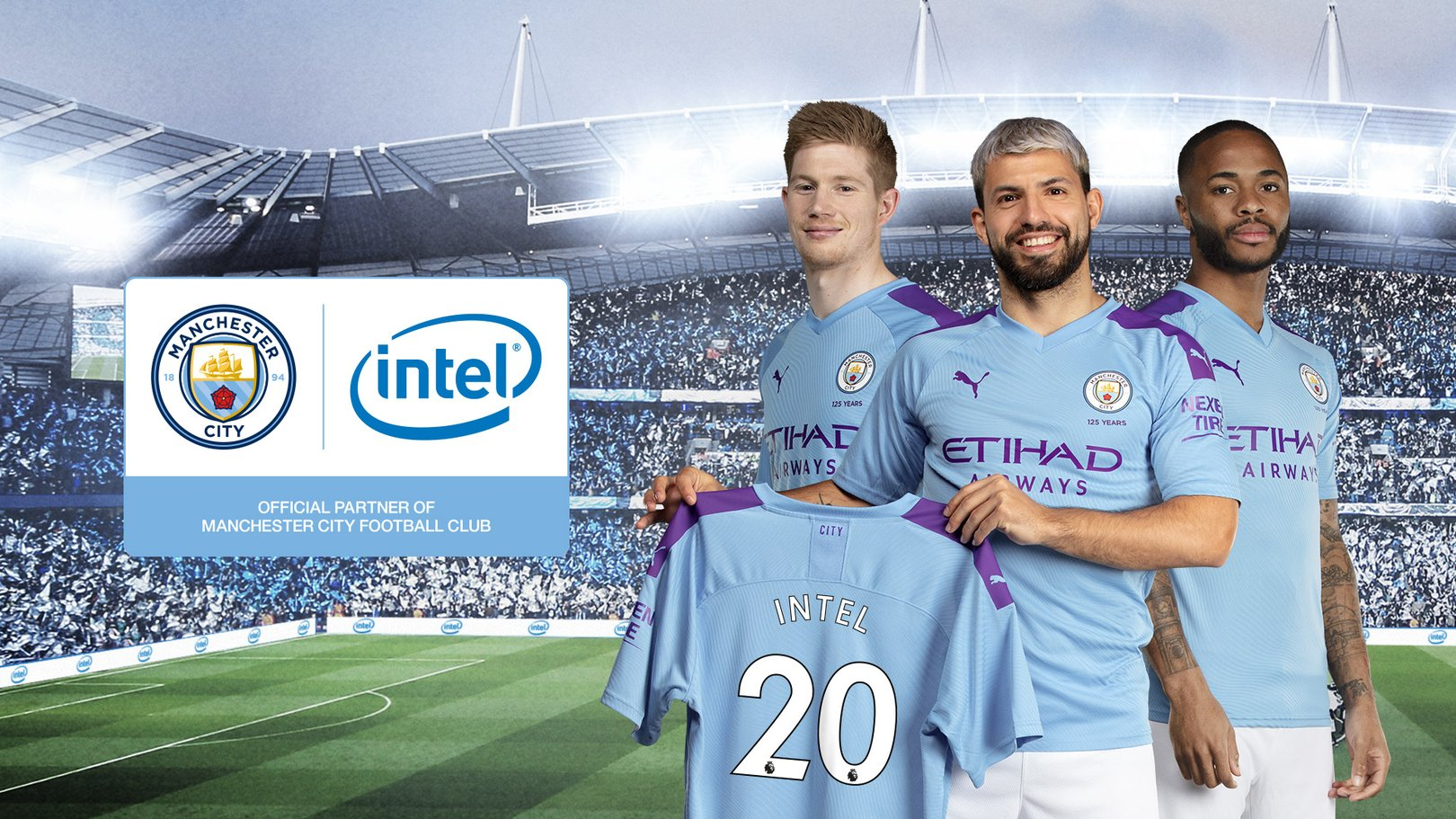 City and Intel Sports extend True View partnership