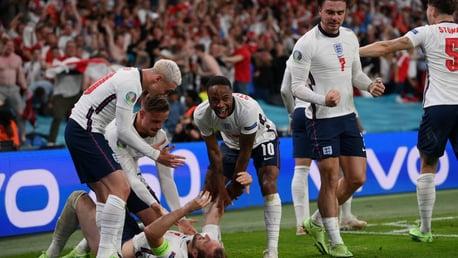 Cita con la historia para Inglaterra