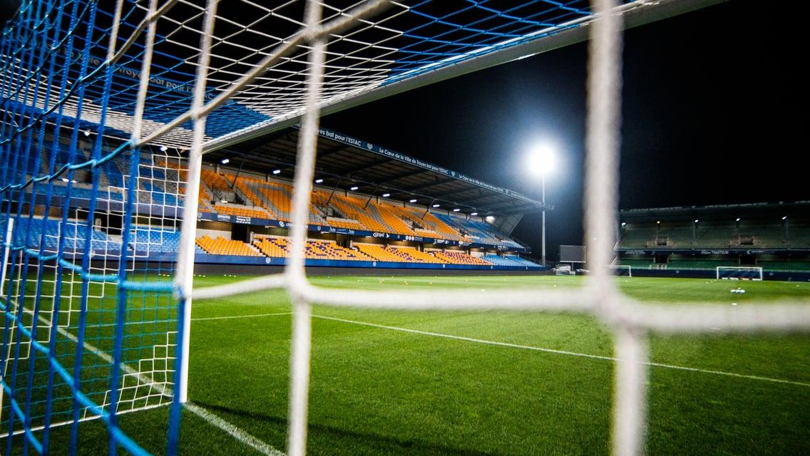 Le match de préparation contre Troyes annulé