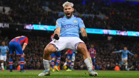Aguero now the complete striker, says Francis Lee