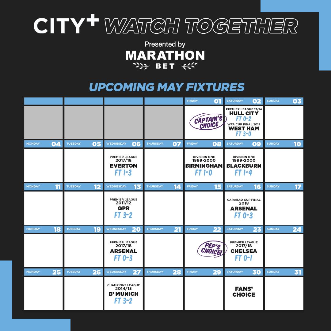 CITY+ Watch Together: Relive promotion at Blackburn