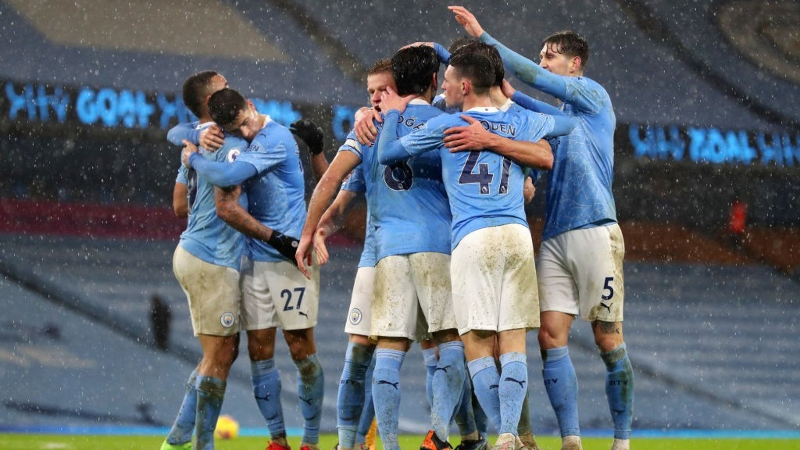 City 2-0 Villa | Digging deep to demonstrate our title credentials