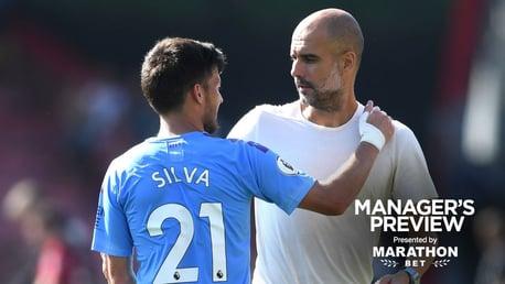 Pep Guardiola: David Silva's efforts exemplary