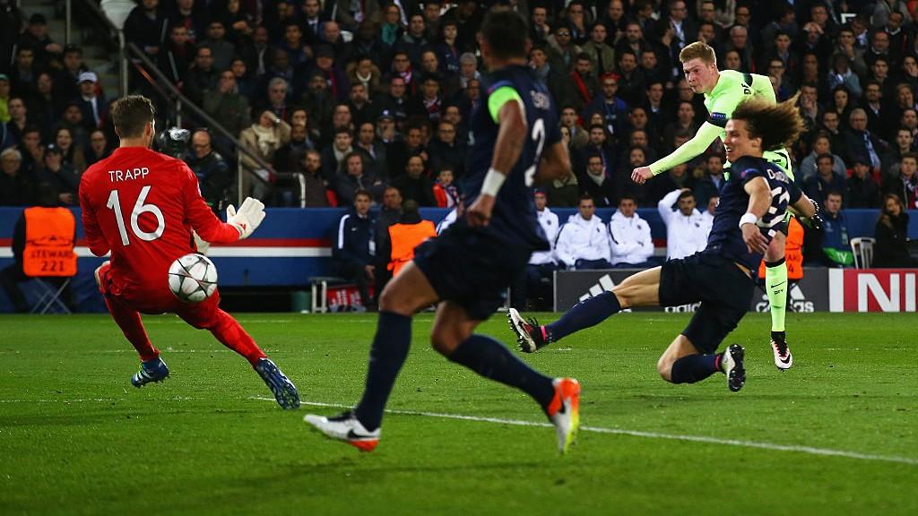 ملخصات كلاسيكية : باريس سان جيرمان 2-2 السيتي