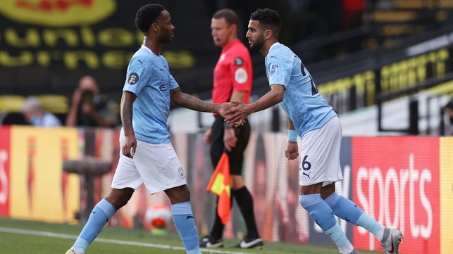 OVER AND OUT : City remained alert and saw out the victory!
