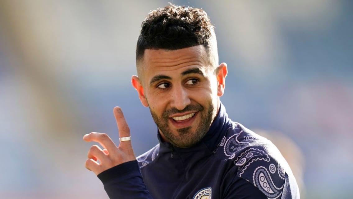 Mahrez Buat Gol Saat Aljazair Perpanjang Rangkaian Tak Terkalahkan