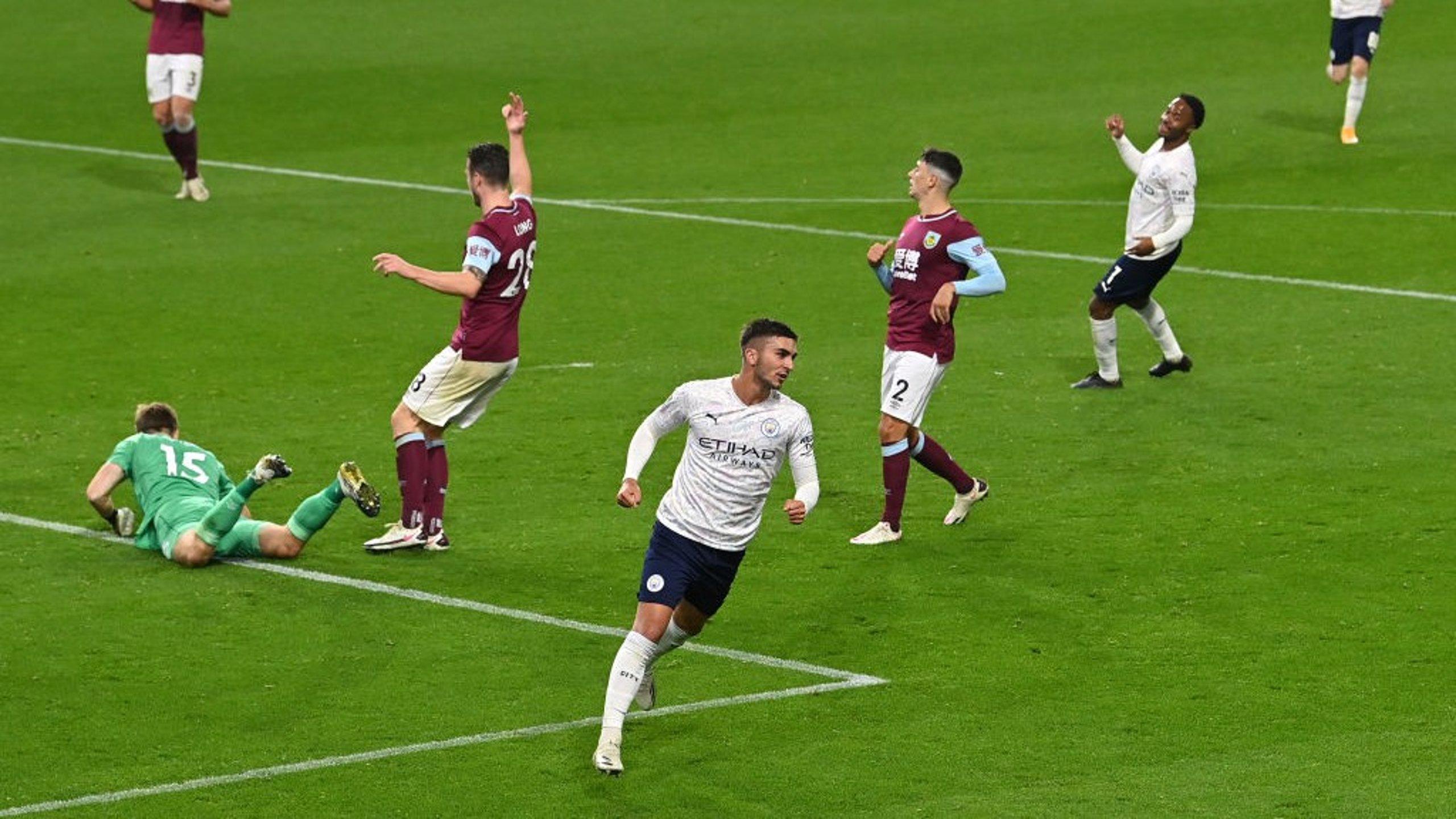 Gallery: Torres off the mark in comfortable win over Burnley