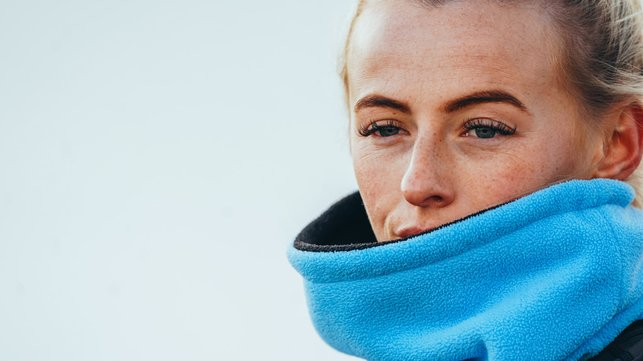 EYES ON THE PRIZE : Chloe Kelly has her sights set on three points
