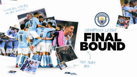 City set new English record en route to maiden Champions League final