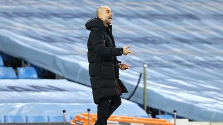Guardiola: 'Nous sommes dans la partie importante de la saison'