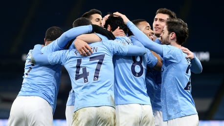 City equal another English top-flight record!
