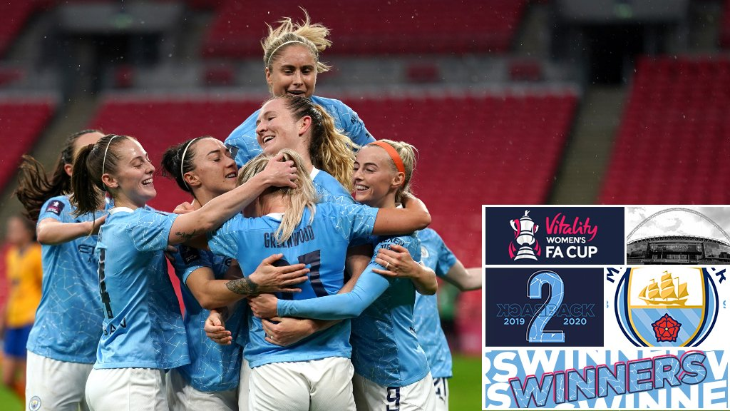 CITY RETAIN WOMEN'S FA CUP