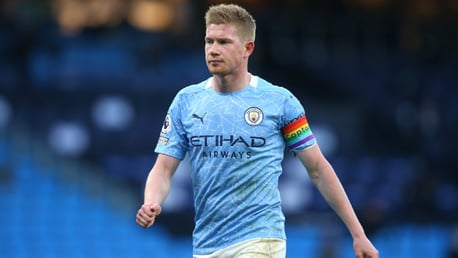 Kevin De Bruyne: Derby significance not lost on players