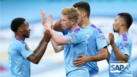 City's 2019/20 Premier League campaign: By the numbers