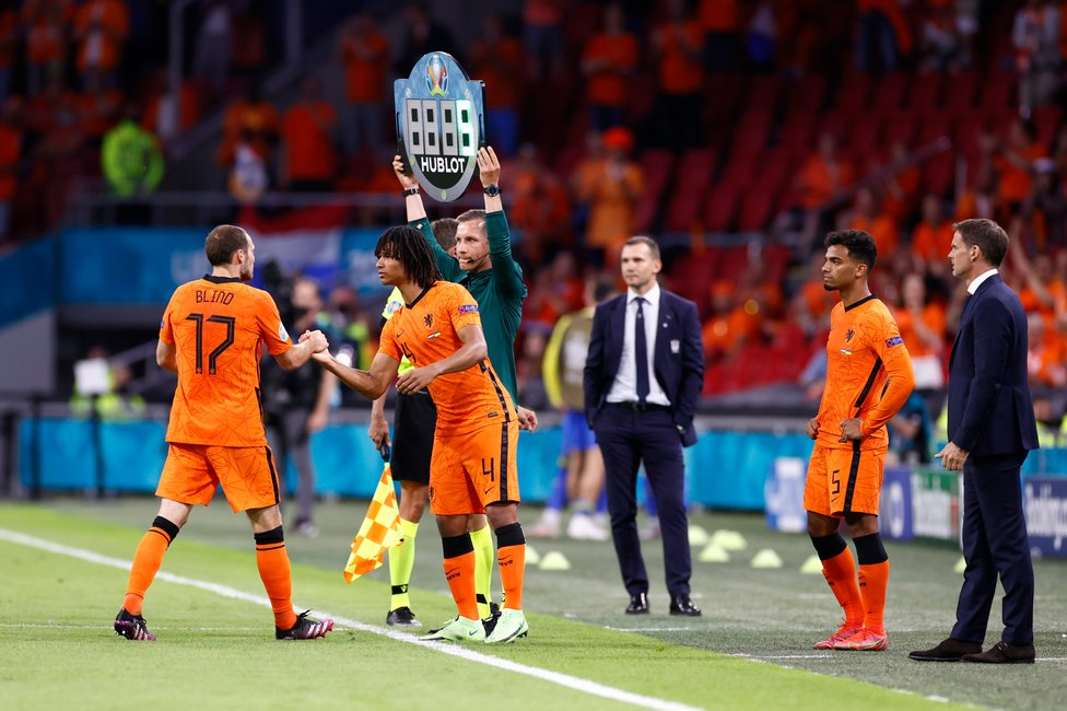 ACE AKE : The Netherlands defender crafted a crucial assist to snatch all three points on home soil, after Ukraine had fought back from 2-0 down!