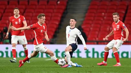 Foden confident of England's Euro 2020 chances