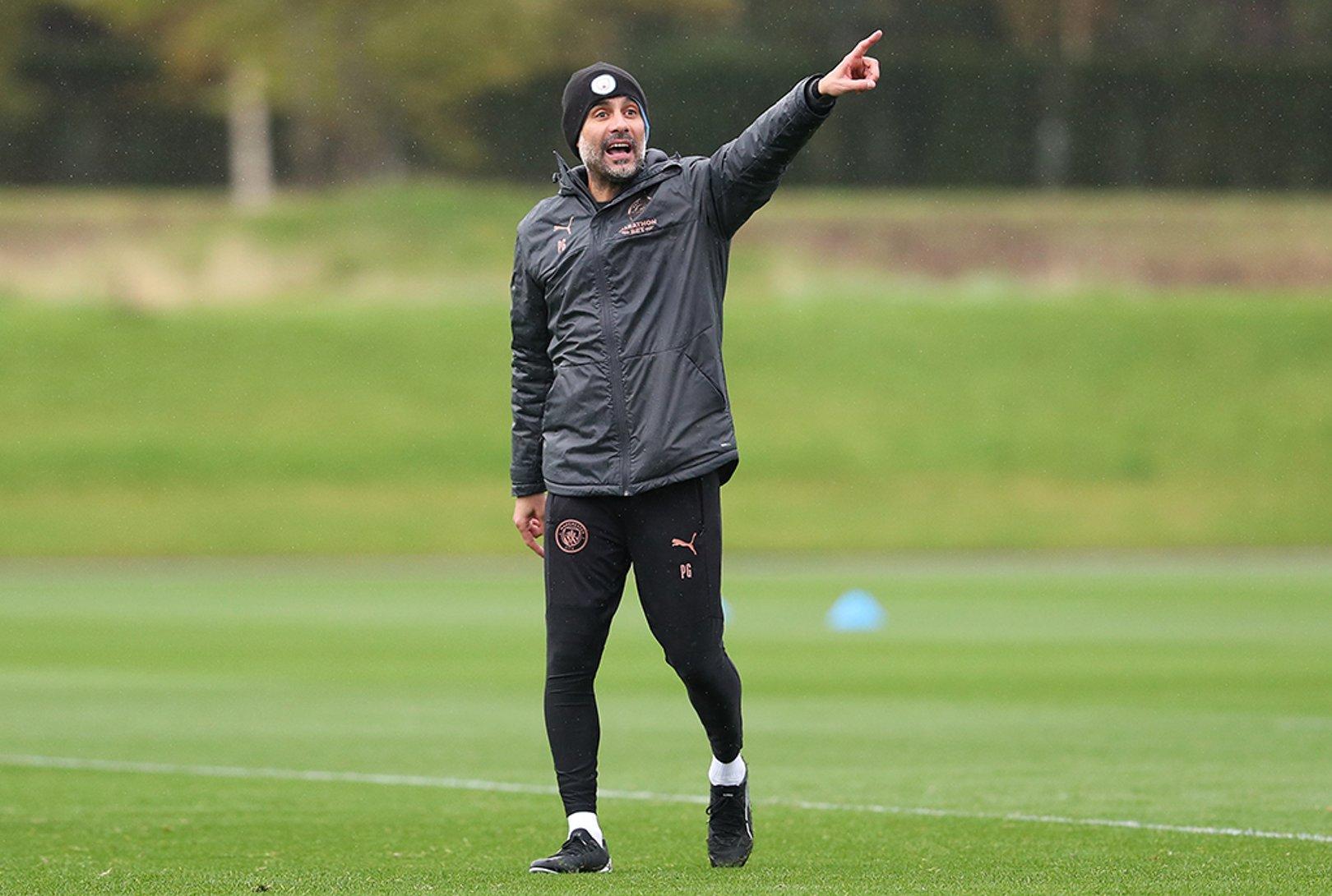 Guardiola updates on Aguero and Jesus injuries