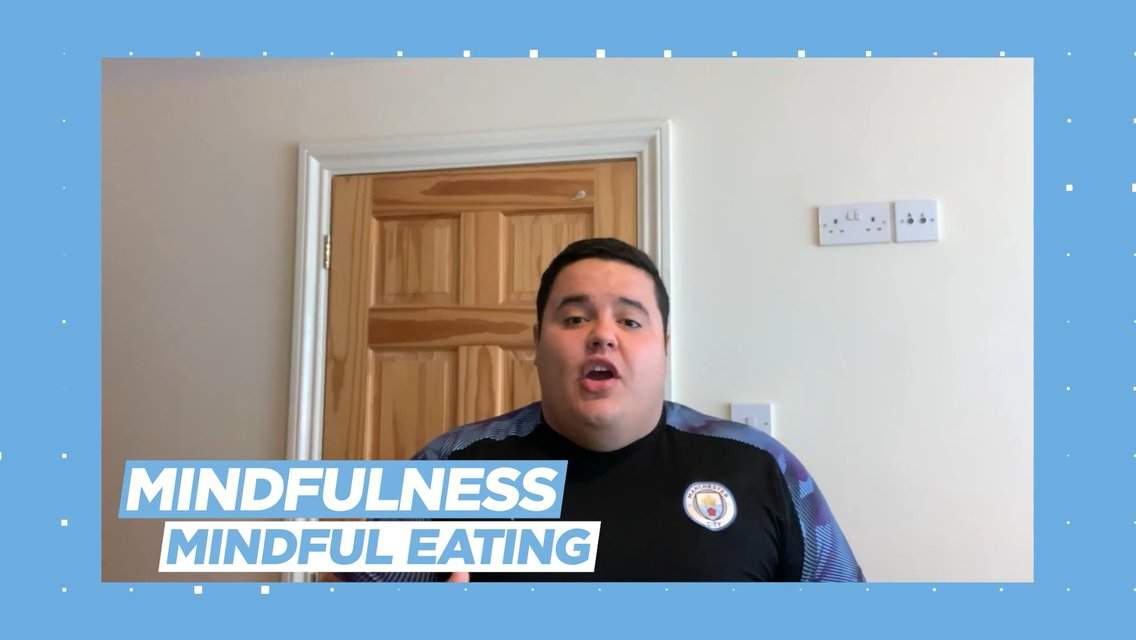 Fitness and mindfulness: Mindful eating