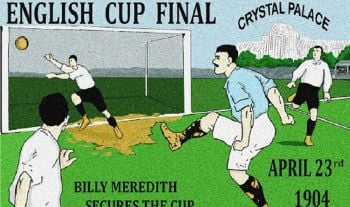 The story of the 1904 FA Cup