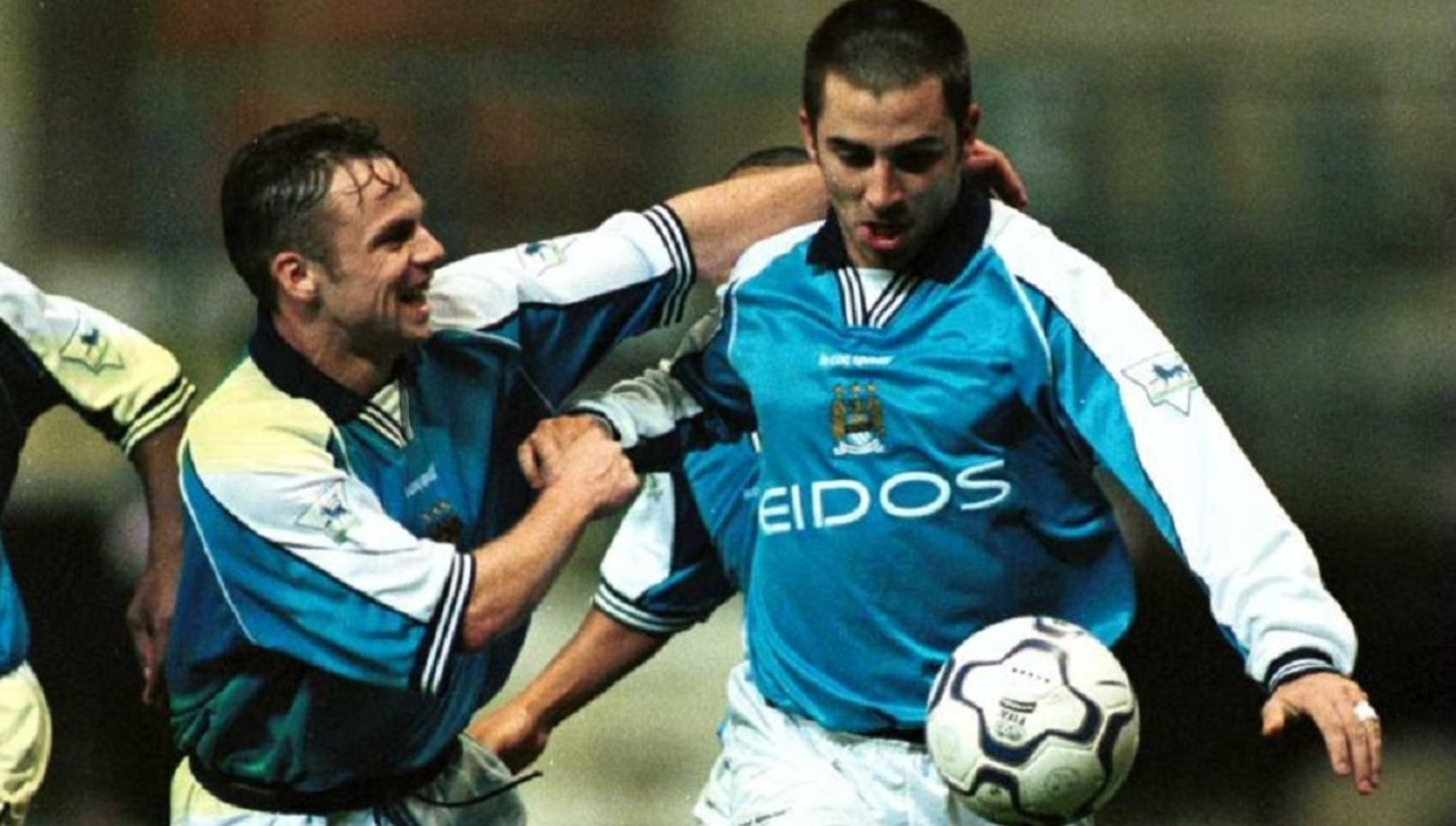 Dickov and 'Super Kev' the guests on We're Not Really Here