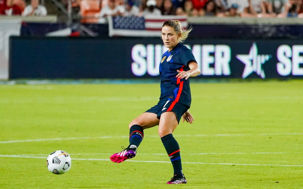 Clean sheet for Dahlkemper in USA's Summer Series success over Jamaica