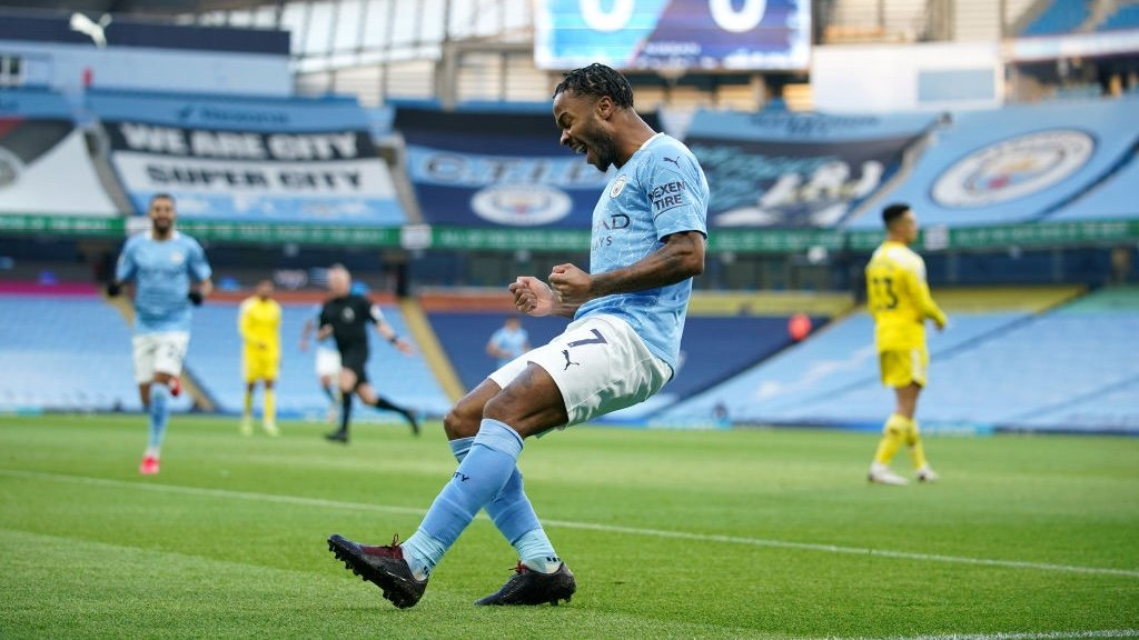 City 2-0 Fulham: Brief highlights