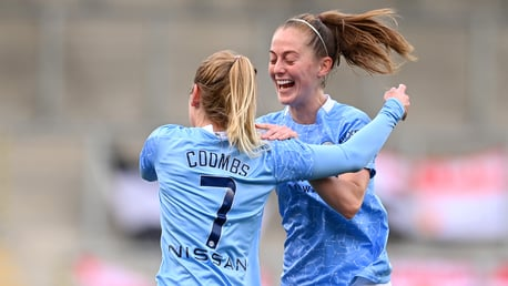 Walsh and Mewis: Coombs deserves time in the spotlight