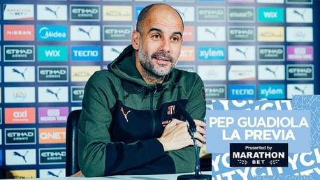 Sergio Agüero, única duda para la visita a Southampton