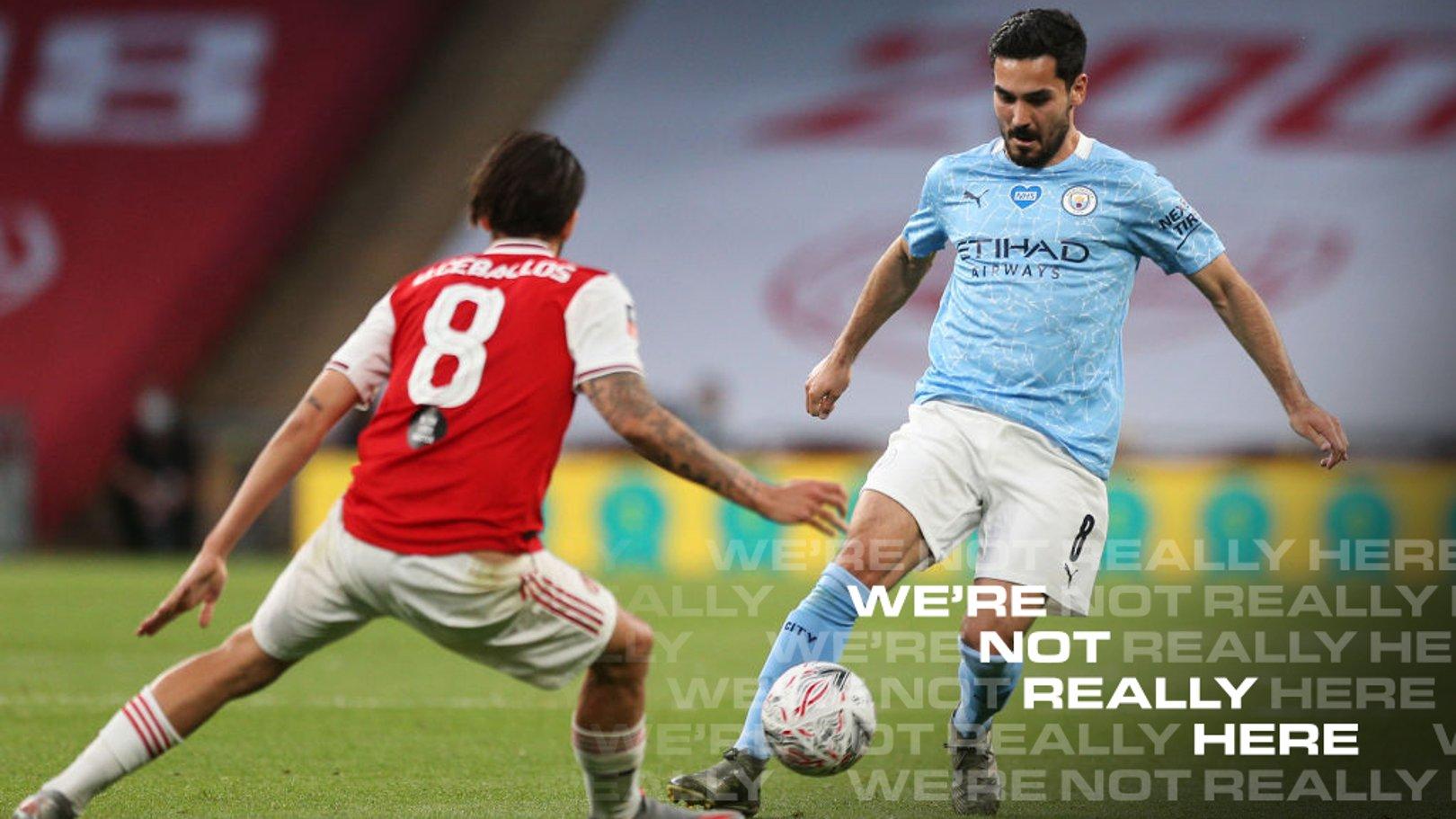 Gundogan offers honest assessment of FA Cup defeat