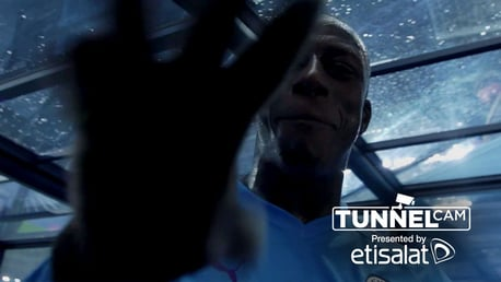 TUNNEL CAM: Go behind the scenes of our win over Leicester