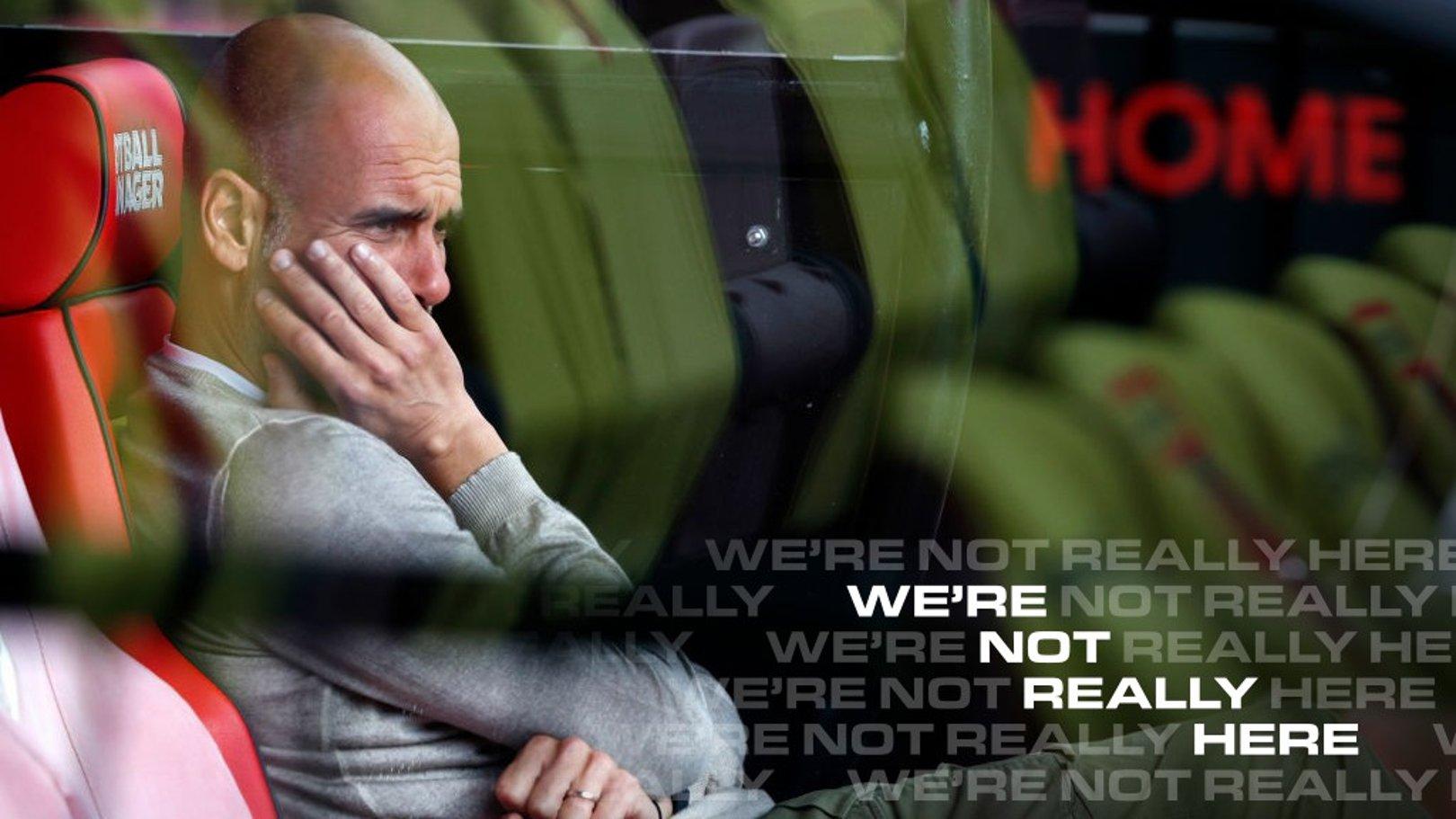 Desejo do City agrada Guardiola